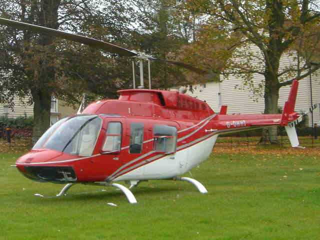 RCR Aviation - Bell 206L LongRanger - 7,776 Hours