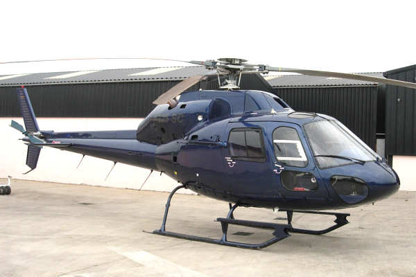 Eurocopter AS355F2 Twin Squirrel 1988 VFR