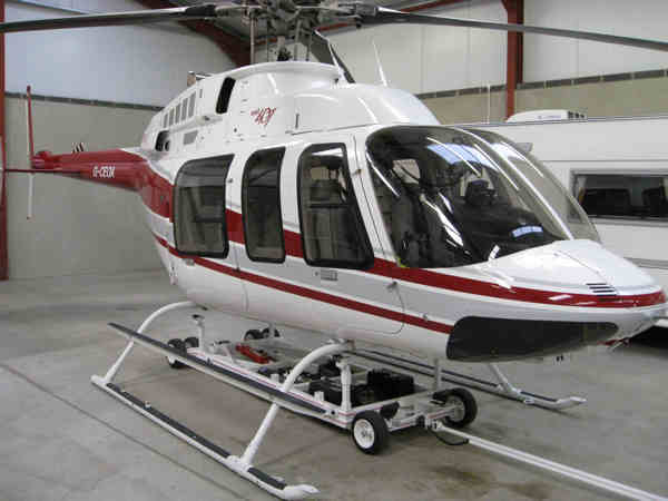 Rcr Aviation 1999 Bell 407 1 320 Hours